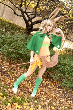 Viera Green Mage from Final Fantasy Tactics A2