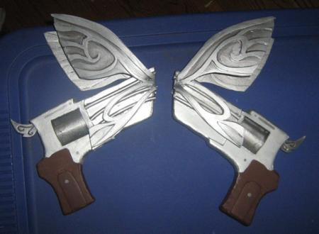 Nouhime from Sengoku Basara worn by Bur Loire