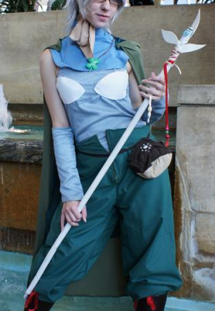 Viera Summoner from Final Fantasy Tactics A2 worn by Bur Loire