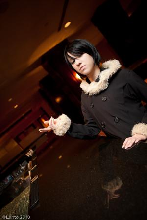Izaya Orihara from Durarara!! (Worn by Bur Loire)