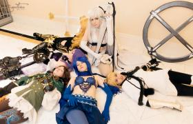 Two from Drakengard 3 by Bur Loire