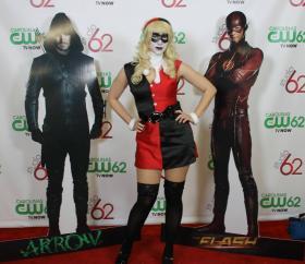 Harley Quinn / Dr. Harleen Francis Quinzel   from Batman  by Bur Loire
