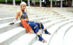 Impa from Legend of Zelda: Skyward Sword