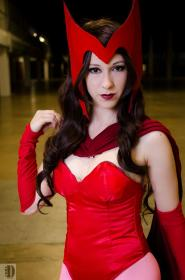 Scarlet Witch from X-Men worn by Bur Loire