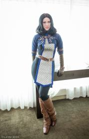 Bethany Hawke from Dragon Age 2 by Bur Loire