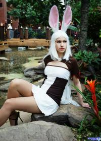Fran from Final Fantasy XII worn by Bur Loire