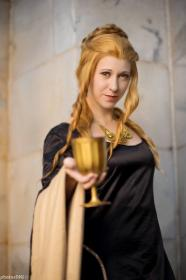 Cersei Lannister from Game of Thrones worn by Bur Loire