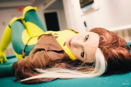 Rogue from X-Men worn by Bur Loire