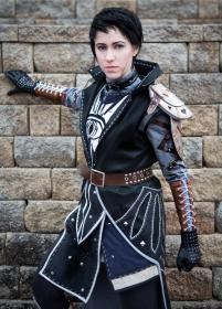 Cassandra Pentaghast from Dragon Age 3: Inquisition  worn by Bur Loire