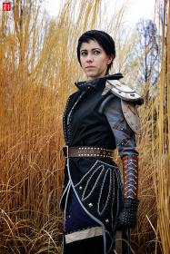 Cassandra Pentaghast from Dragon Age 3: Inquisition