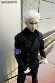 Vergil from DmC
