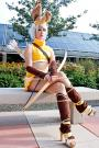Viera Archer from Final Fantasy Tactics A2 worn by Bur Loire