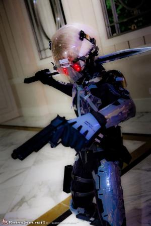 Raiden from Metal Gear Solid 4: Guns of the Patriots (Worn by Bur Loire)