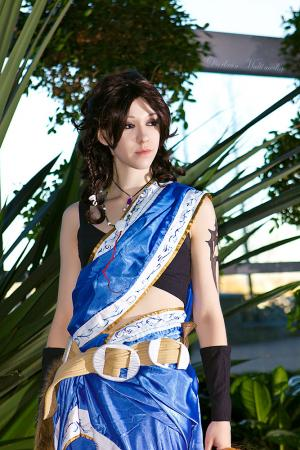 Oerba Yun Fang from Final Fantasy XIII worn by Bur Loire