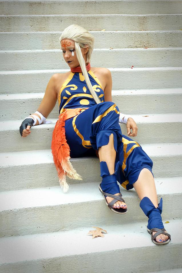 impa skyward sword cosplay - photo #3