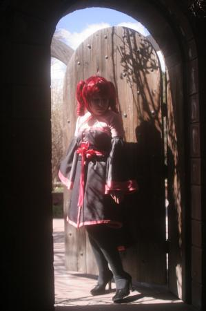 Kasane Teto from Vocaloid 2 worn by Hobbit Katie