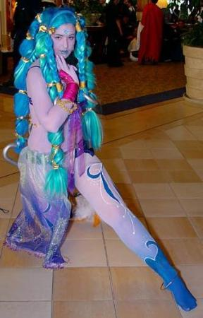Shiva from Final Fantasy X worn by Aimee
