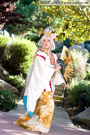 Amaterasu from Five Star Stories worn by Aimee