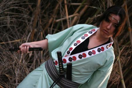 Anotsu from Blade of the Immortal worn by Aimee