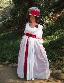 18th Century Outfit from Original:  Historical / Renaissance worn by Aimee