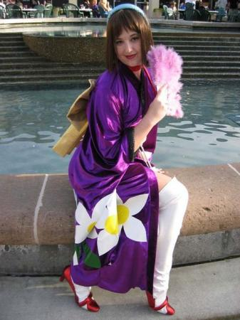 Sumire Kanzaki from Sakura Wars Musicals worn by Aimee
