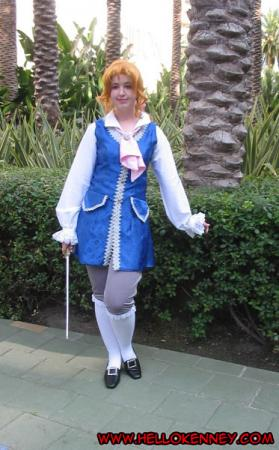 Rosalie from Rose of Versailles worn by Aimee
