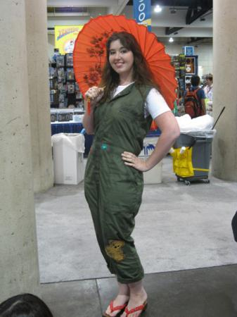 Kaylee Frye from Firefly worn by Aimee
