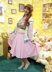 Moroboshi Kirari from iDOLM@STER Cinderella Girls worn by Aimee