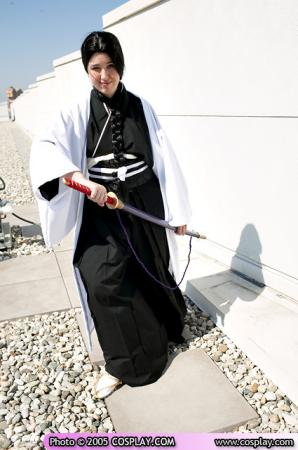 Retsu Unohana from Bleach worn by Aimee