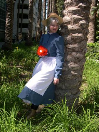 Sophie from Howls Moving Castle worn by Aimee