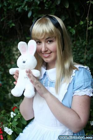 Alice from Alice in Wonderland worn by Aimee