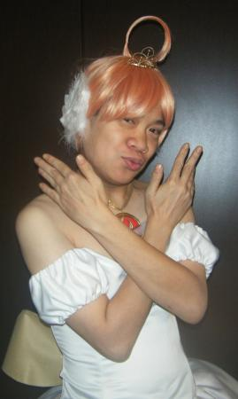 Princess Tutu from Princess Tutu (Worn by Lionboogy)