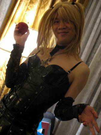 Amane Misa from Death Note worn by Lionboogy