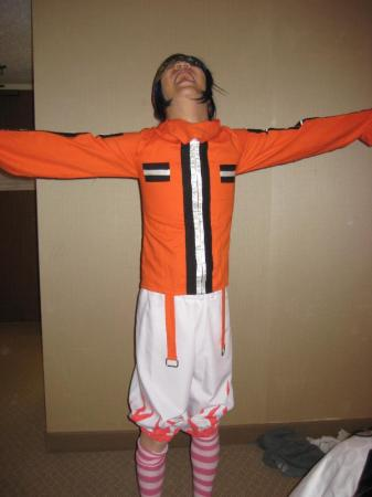 Akito / Agito Wanijima from Air Gear (Worn by Lionboogy)