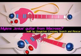 Mylene Flare Jenius from Macross 7