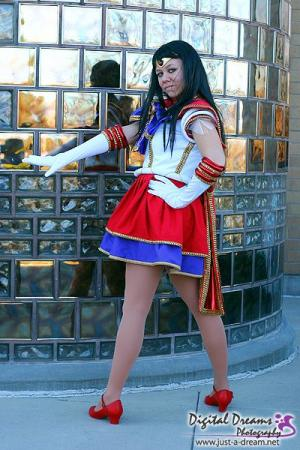 Sailor Mars from Sailor Moon Seramyu Musicals
