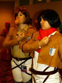 Mikasa Ackerman from Attack on Titan worn by Pas