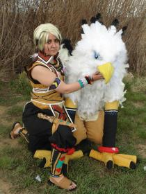 Hugo from Suikoden III