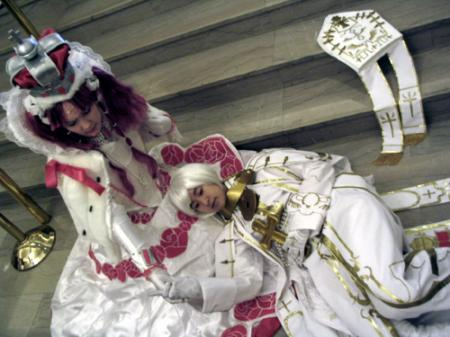 Esther Blanchett from Trinity Blood worn by Alyce