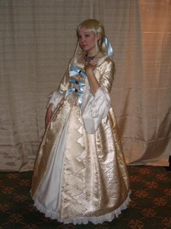 Celes Chere from Final Fantasy VI worn by Alyce