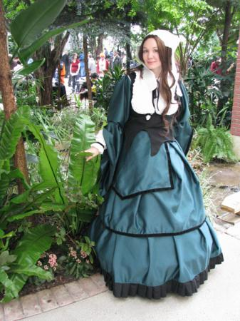 Suiseiseki from Rozen Maiden worn by Alyce