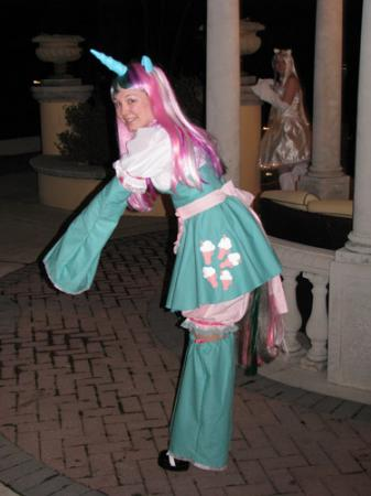 Fizzy from My Little Pony worn by Alyce