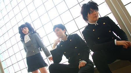 Doumeki Shizuka from xxxHoLic