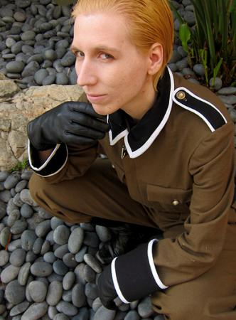 Germany / Ludwig from Axis Powers Hetalia worn by Ellome