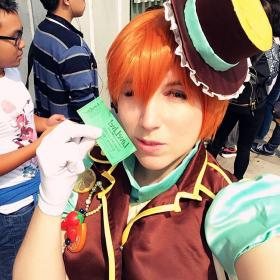 Rin Hoshizora from Love Live! worn by Ellome