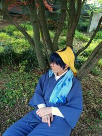 Mikazuki Munechika from Touken Ranbu  by Ellome