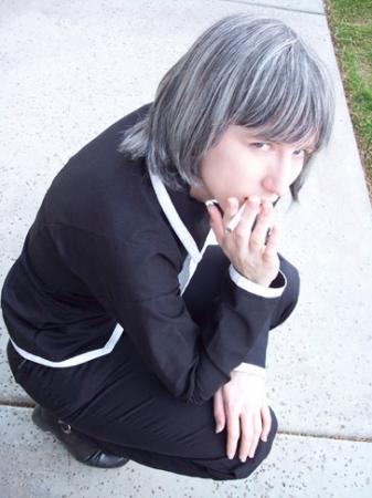 Yuki Sohma from Fruits Basket worn by Ellome