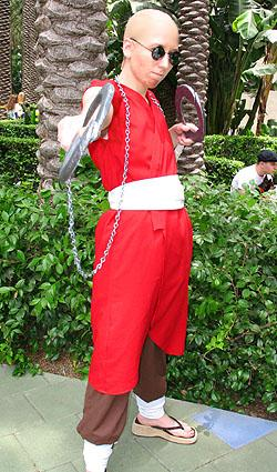 Giichi from Blade of the Immortal worn by Ellome