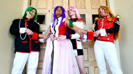 Saionji Kyouichi from Revolutionary Girl Utena (Worn by Ellome)