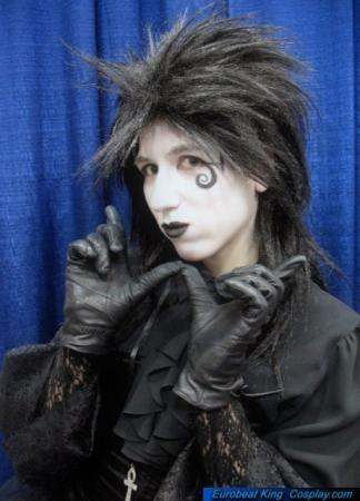 Death from Sandman worn by Ellome